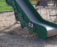 Aire de jeux enfant - structure gonflable(2)