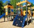 Aire de jeux pour les enfants Château de Lez-Eaux