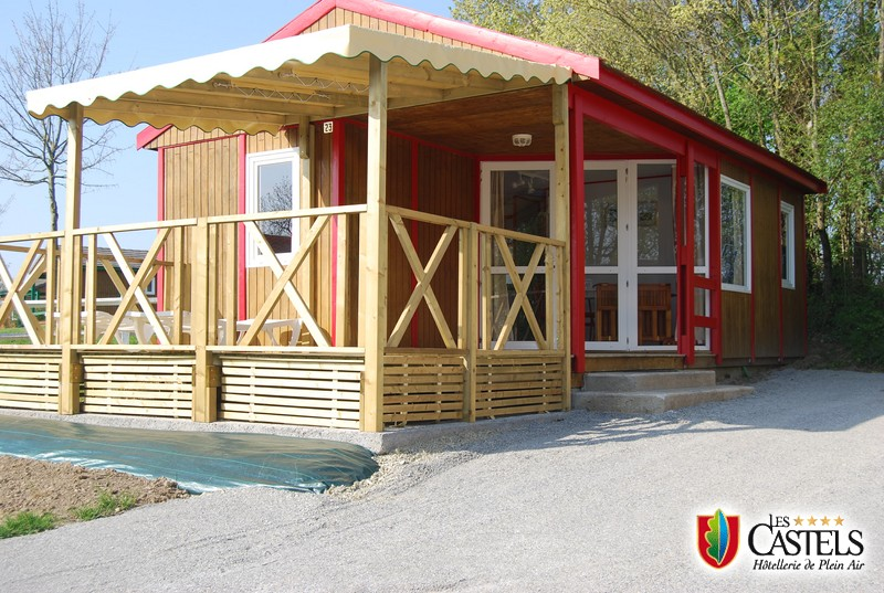 Chalet 2 chambres confort