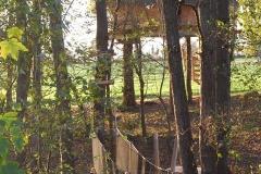 Cabane dans les arbres - Butterfly