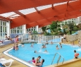Parc aquatique - Piscine couverte