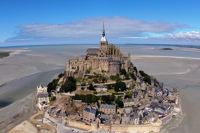 Mont Saint Michel campingplaats
