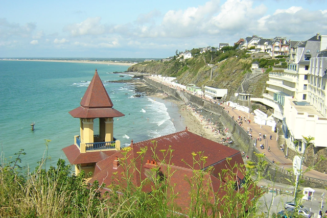 Stay in Normandy one of the most beautiful region of France at a stone throw away from Great Brittany