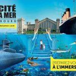 la Cité de la Mer Cherbourg
