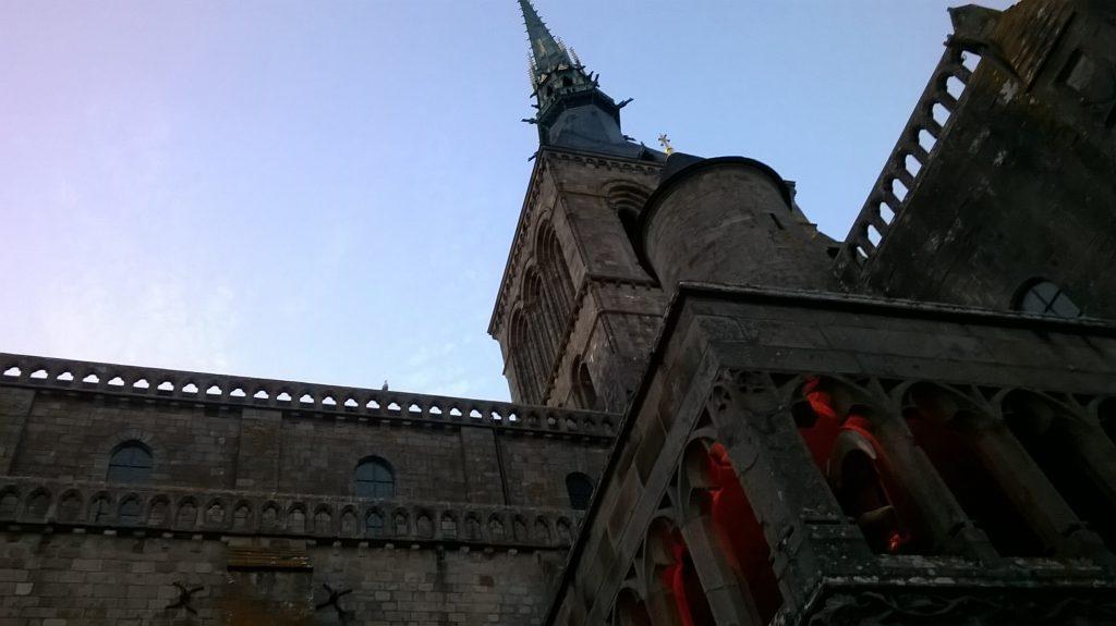 abbaye mont saint michel normandie