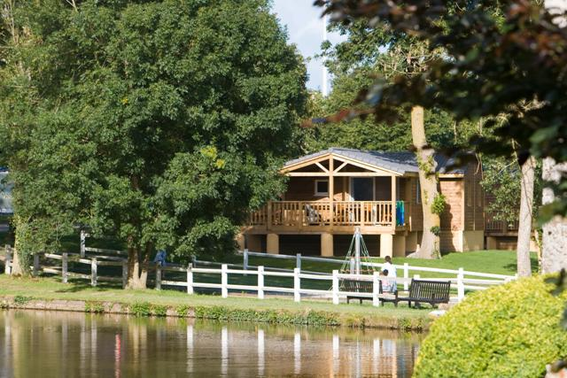 chalet location camping 8 personnes