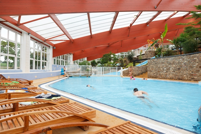 bassin nage piscine couverte normandie