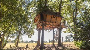 cabane insolite Normandie
