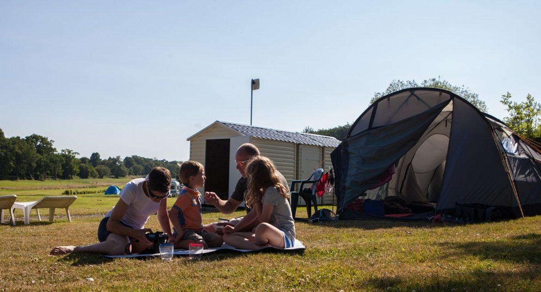 Emplacement Premium - emplacement de camping luxe