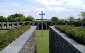 Ossuary of Huisnes sur mer - Duits