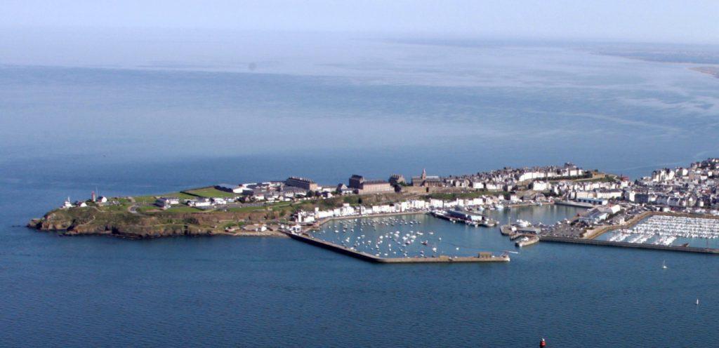 port peche plaisance granville Normandie