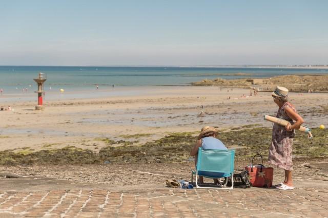 Plages, marchés et lieux de visites: les mesures sanitaires dans la Manche