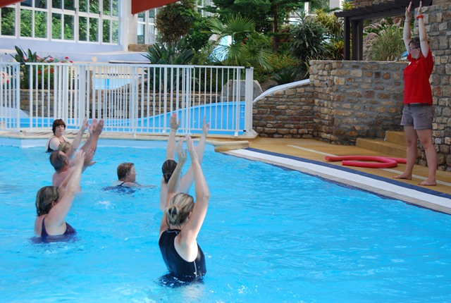 reveil aquatonic piscine