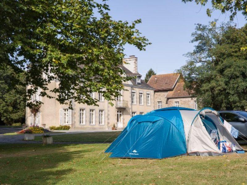 Comfort campingplaats