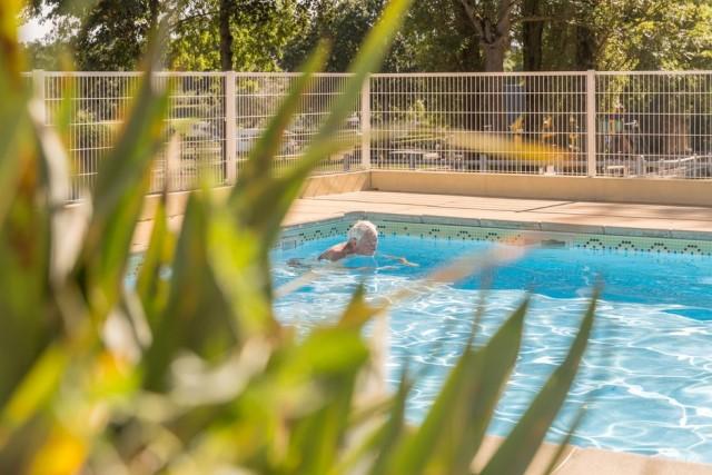 piscine chauffée camping mont saint michel