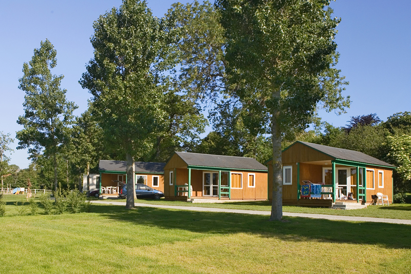 vacances campagne détente bungalow