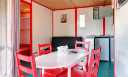 Le Chalet Jersey, location dans un camping avec club enfants et piscines