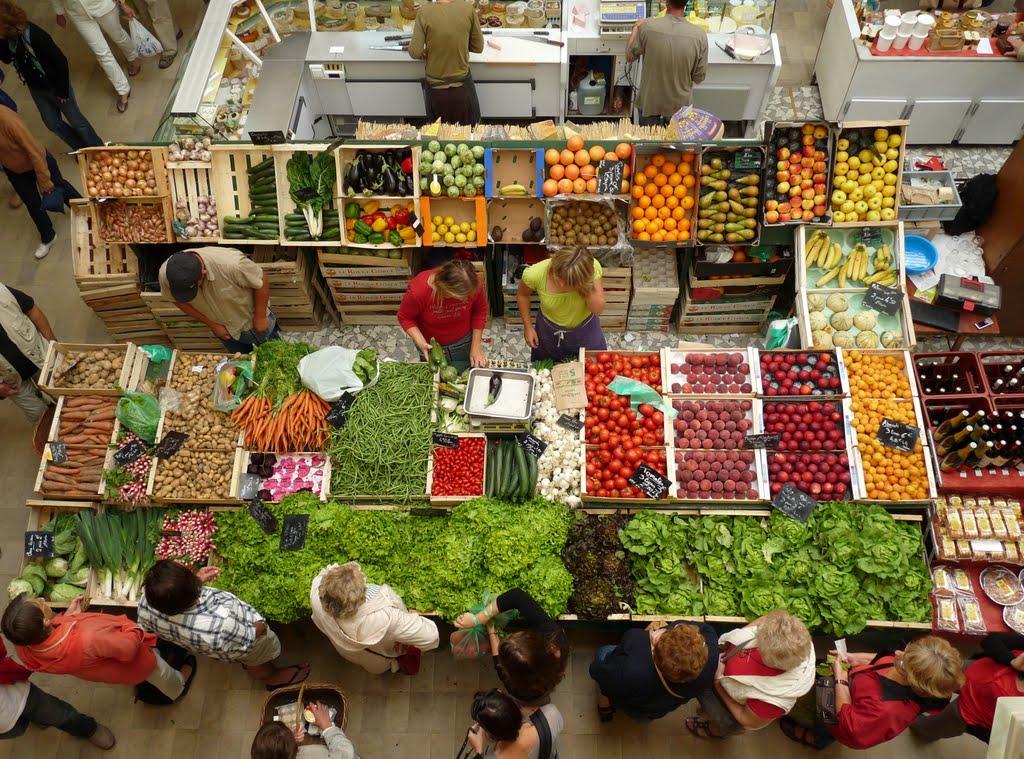 marché couvert granville normandie
