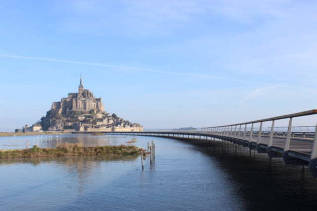 Mont Saint Michel Normandië