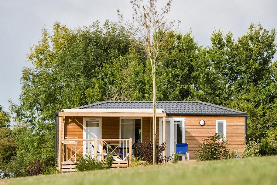 Mobile home - chalet - cabane dans les arbres Manche