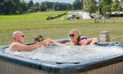 Spa Mobile home: Relaxing and well-being stay in the heart of Nature