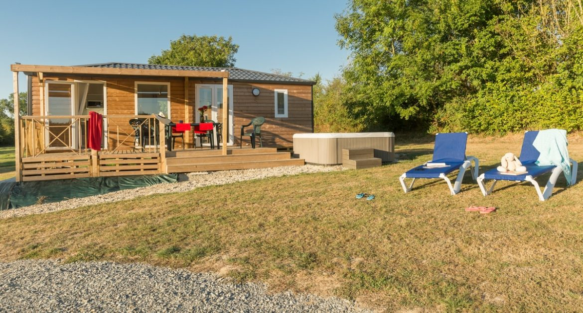 Spa Mobile home: Relaxing and well-being stay in the heart of Nature - 07-mh-spa-2ch