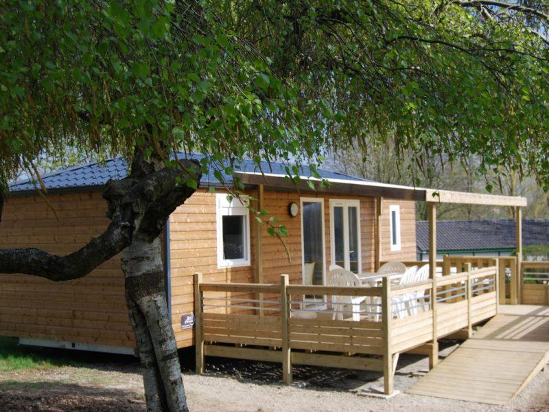 Cottage Famili baby 34m²