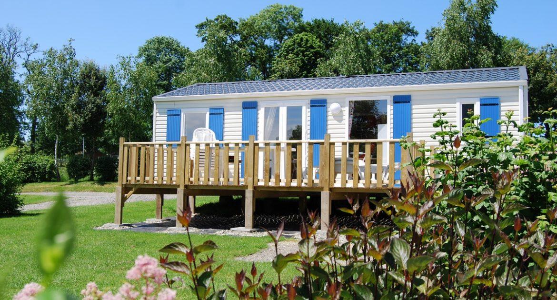 Mobil-home Granville 37m² - Granville01