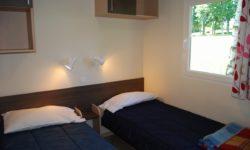 Stacaravan Granville, Verhuur met 3 slaapkamers in de buurt van het strand Kairon