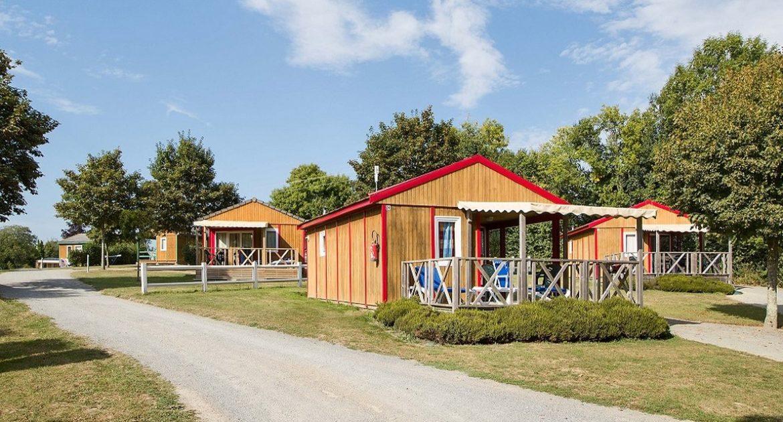 Le Chalet Jersey, location dans un camping avec club enfants et piscines - location chalet jersey Manche