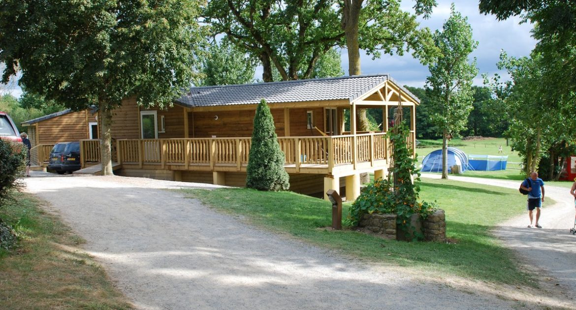 Grote chalet VIP - chalet vip