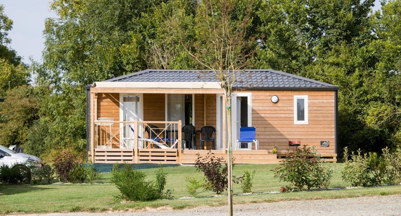 Mobil-home Premium 30m² - vacances calme détente campagne granville