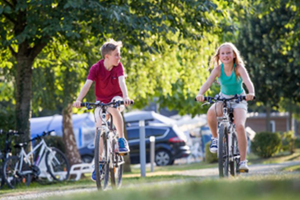 camping locationn vélo adulte enfant normandie