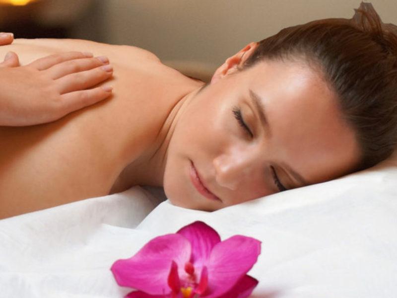 Massage pendant vos vacances