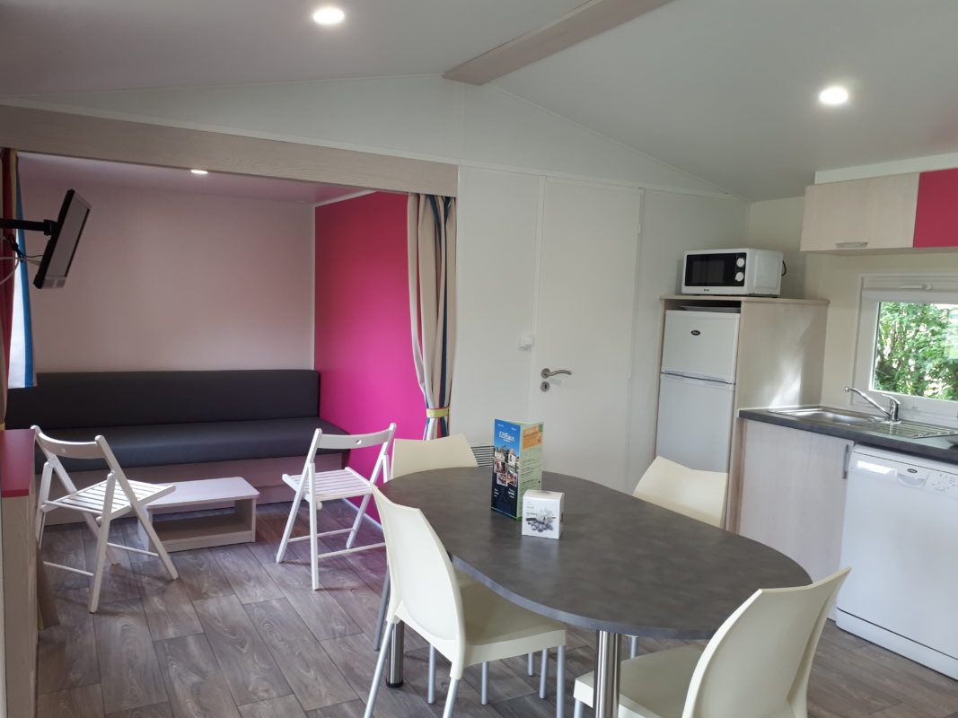 Mobil-home Saint Malo: familievakanties in Normandië