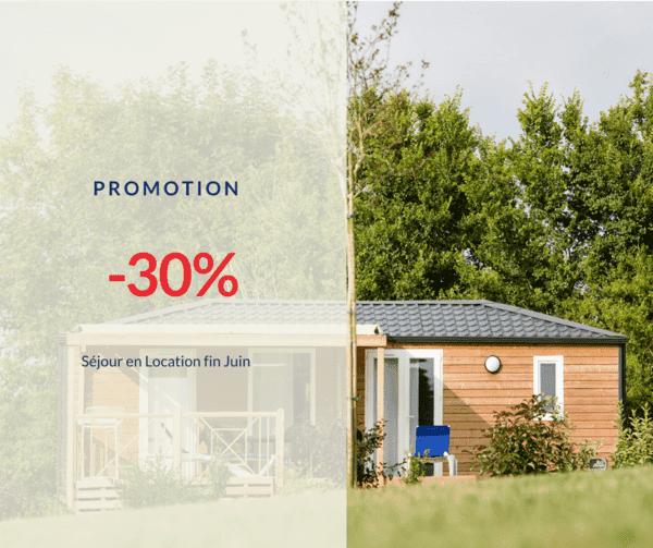 Promotion sur votre location de vacances dans la Manche en 2021