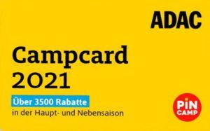 ADAC CampCard 2021