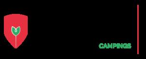 logo camping chaîne Les castels 5 étoiles