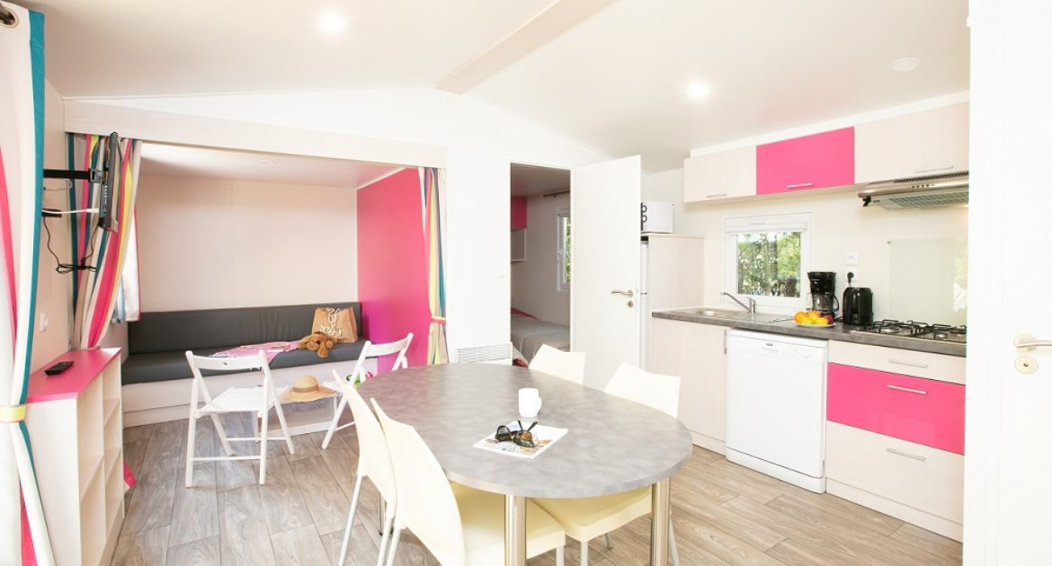 Mobil-home Saint Malo - Location Saint Malo normandie
