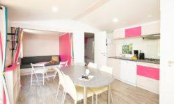 Le Mobil-home Saint Malo, hebergement neuf et moderne près de Granville