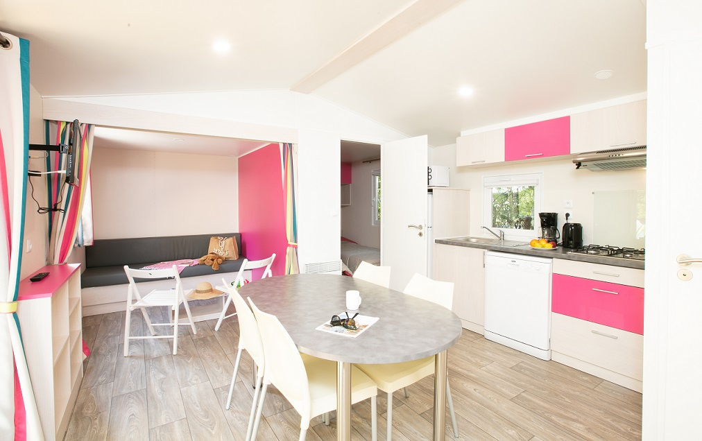 Location mobile home Saint Malo