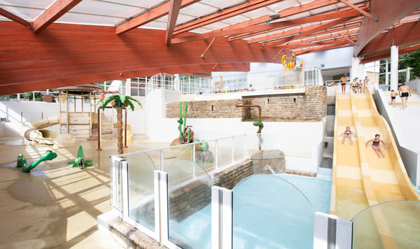 Un centre aquatique unique entre de Granville et Jullouville