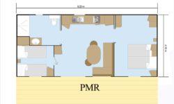 Le Mobil home Premium: location haut de gamme à Saint Pair sur mer