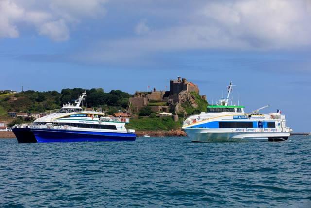 Jersey-channel islands