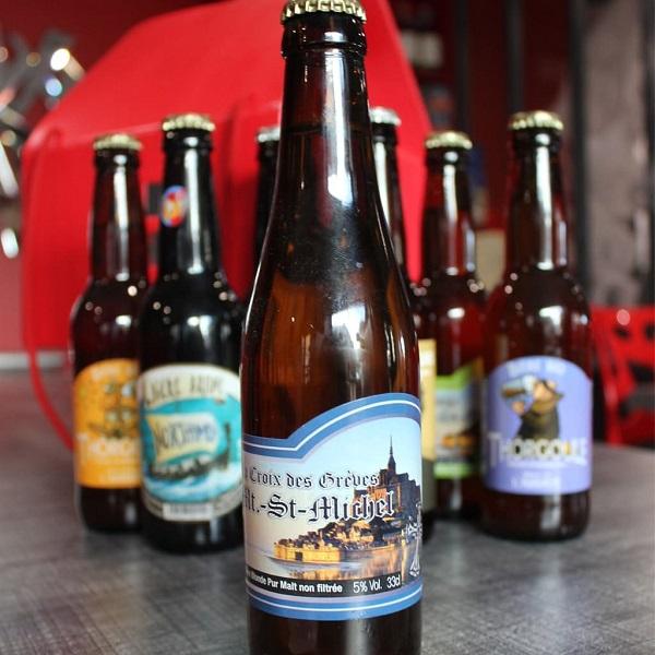 bière panier mont et merveilles
