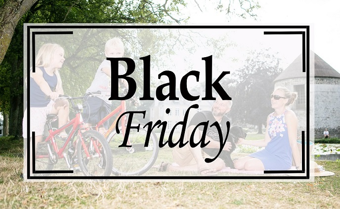 Black Friday 2019 : Book your family holidays in Normandy for 2020!