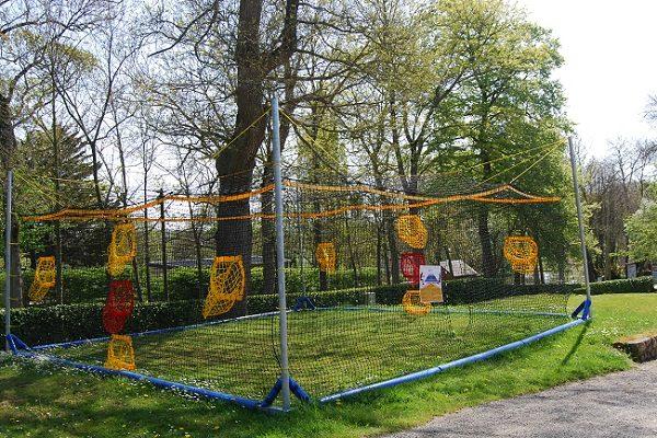 installation homeball camping