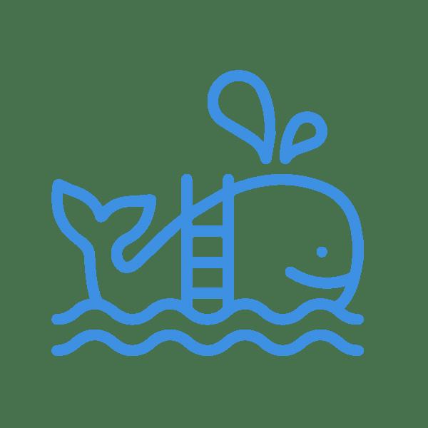 icone aire de jeux aquatiques