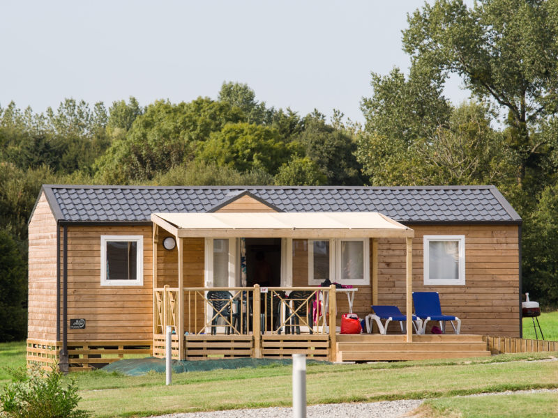 PMR Premium Mobile-home suitable for person with limited mobility