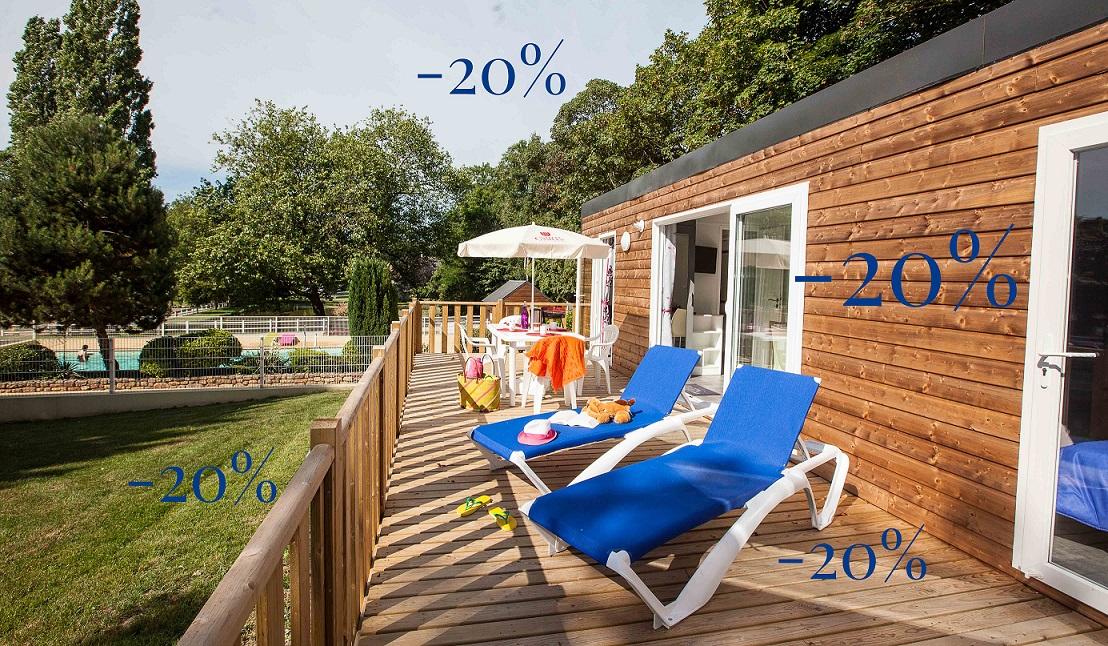 -20% séjour au mois de Mai